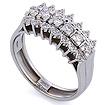 Золотое кольцо с бриллиантами SLY-105 весом 5.83 г  стоимостью 91800 р.