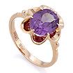 Классическое кольцо с александритом SL-0223-365 весом 3.65 г  стоимостью 12848 р.
