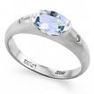 Оригинальное кольцо с аквамарином SLR-104-285 весом 2.85 г  стоимостью 42730 р.